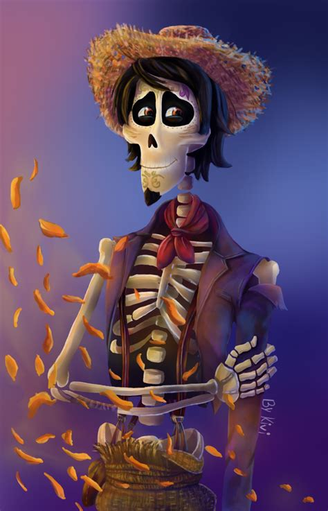 Tons of awesome cocomelon wallpapers to download for free. Hector Rivera of Land of the Dead from Coco   Disney fan art, Disney animated films, Coco