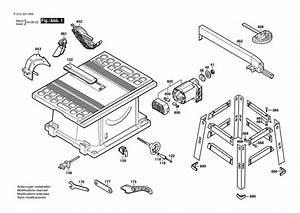 Skil 3310 Parts List
