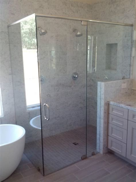 In Shower - shower doors and frameless shower enclosures in