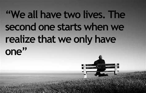 lives   begins   realize
