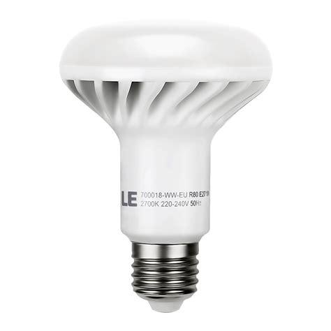 le 10w r80 e27 led bulbs 60w incandescent bulbs equivalent