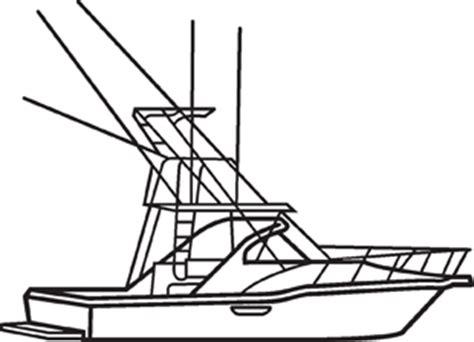 Boat Line Art by Sport Fishing Boat Clip Art Clipart Panda Free Clipart