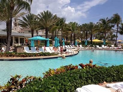 Palm Beach Breakers Pools Weekend Travel Oceanfront