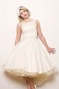 1950s style wedding the merry bride With 1950s style wedding dresses