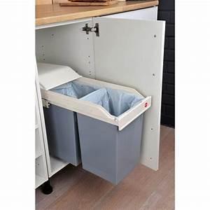 Meuble Sous Evier Ikea : meuble de rangement pour petite cuisine 2 meuble sous evier ikea poubelle cuisine et poubelle ~ Preciouscoupons.com Idées de Décoration
