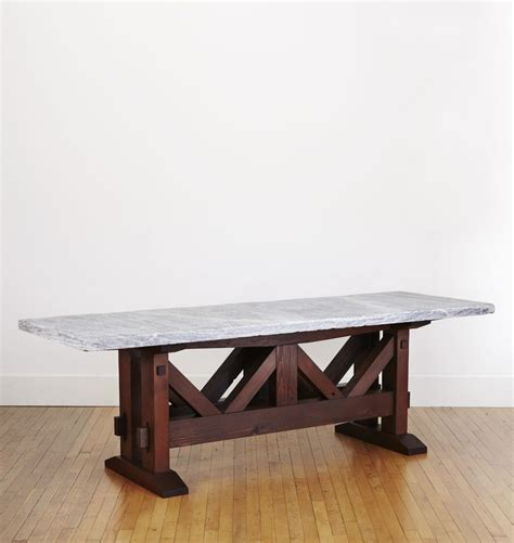 douglas fir dining table rejuvenation salvage marble dining table douglas fir