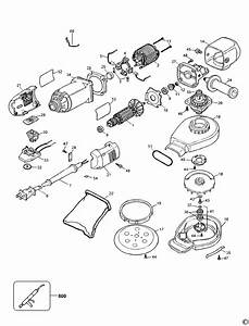 Dewalt D55146 Power Cord Wiring Diagram