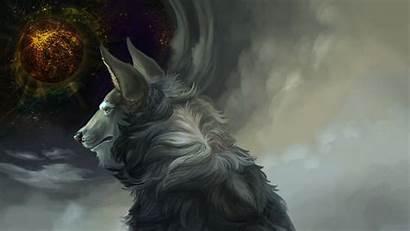 Wolf Fantasy Beast Predator 1080p Pc Tablet
