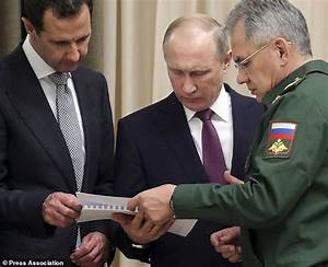 Putin indicates end to Russian operations in Syria ...