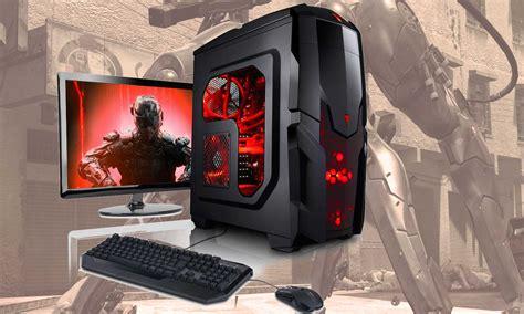 ordinateur pc gamer pas cher avec windows processeur