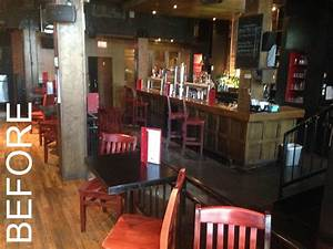 We're designing again! EXTREME PUB MAKEOVER AT THE SAINT ...