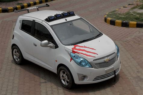 Modified Chevrolet Beat Images by Chevrolet Beat Diesel Modified Review 4 Motoroids