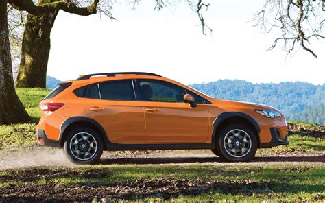 subaru crosstrek side view hd wallpaper latest cars