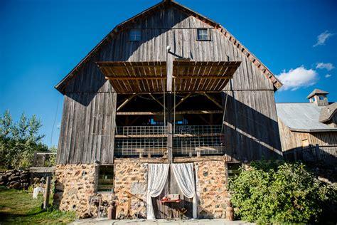 Enchanted Barn Hillsdale Wi by The Enchanted Barn Hillsdale Wi Wedding Venue