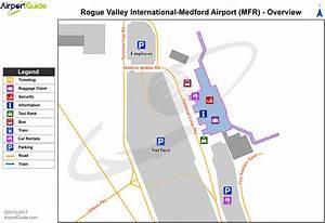 Rogue Valley International - Medford Airport - Kmfr - Mfr