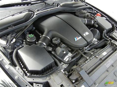 2007 Bmw M6 Coupe 5.0 Liter Dohc 40-valve Vvt V10 Engine