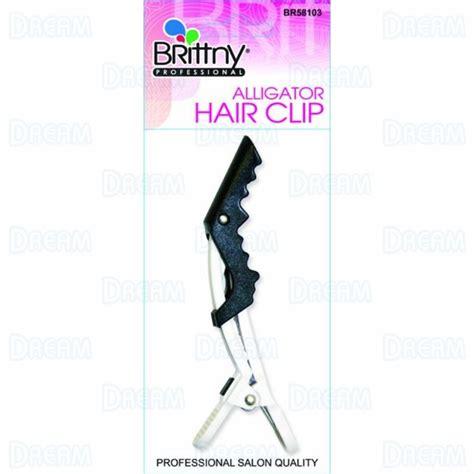 alligator hair brittny alligator hair clip world products
