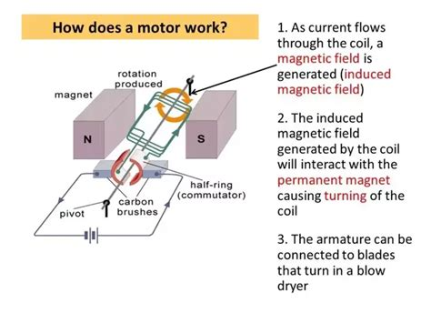 How Does An Electric Motor Work by What Are Exles Of Devices That Convert Electrical