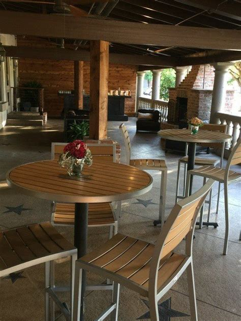 Restaurant Patio Furniture by Bfm Seating Largo Side Barstool With Longport In This