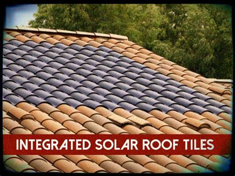 integrated solar roof tiles shtf prepping central