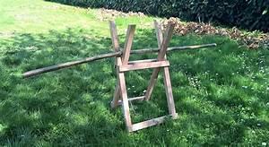 Chevalet Coupe Bois : chevalet sciage wikip dia ~ Premium-room.com Idées de Décoration