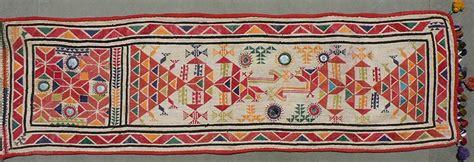 indian rajasthani wedding sash embroidery