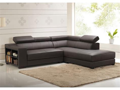 canapé d angle en cuir canapé d 39 angle en cuir de vachette 5 coloris leeds