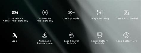 hubsan zino pro   rc drone   built   camera   km signal range   sale