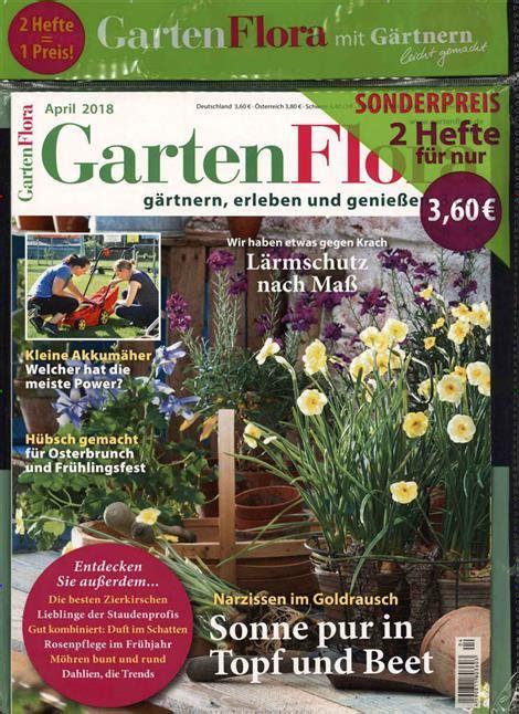 Gartenflora Abo Gartenflora Probeabo Gartenflora