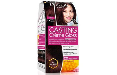 L'oreal Paris Casting Creme Gloss Hair Color Review And Shades