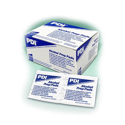 Salvetes injekcijām Alco-Prep Pad, 30x65mm, N200 | Medplaza
