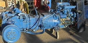 Ford 3000 3 Cylinder Diesel Tractor Engine  U0026 Frame  3000