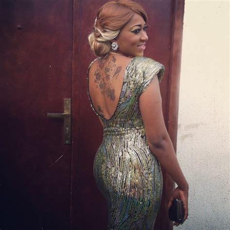 nigerian celebrities  tattoos