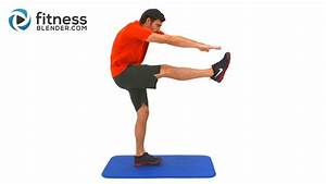Lower Body Active Stretching Routine - Low Impact Workout ...  Active