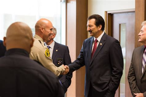 cslea president joins governor  honoring  public
