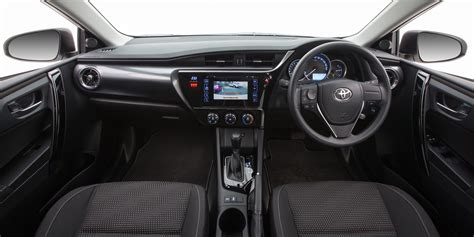 toyota corolla hatch pricing  specifications