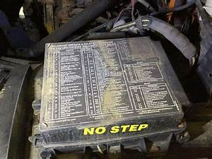 2000 Sterling L7500 Series Left Fuse Box For Sale