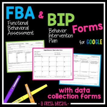 functional behavior assessment fba behavior