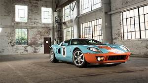2006 Ford GT Heritage Edition Wallpaper HD Car