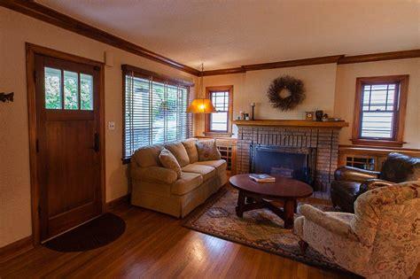 bungalow home interiors craftsman house interior bedroom home decorating ideas