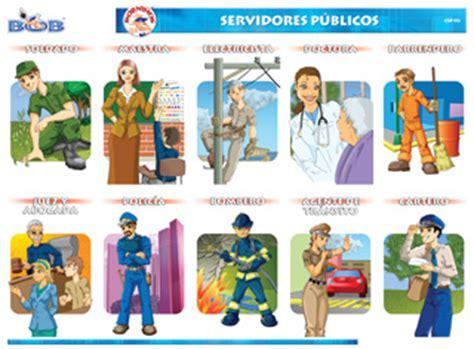 ejemplos de servidores publicos