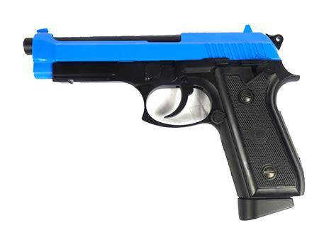 KWC PT92 co2 Blowback Pistol - Blue   Actionhobbies.co.uk