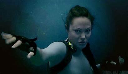 Tomb Raider Animated Angela Lara Croft Angelina