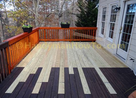 replace wood deck boards