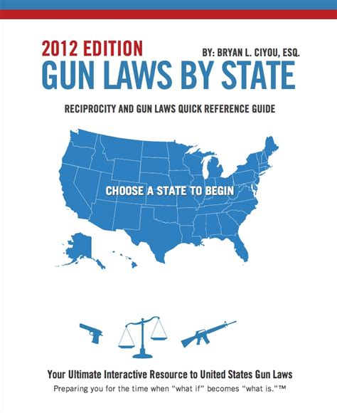 laws in the us new book and site u s gun laws by state the truth about guns