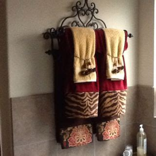 Bathroom Towel Designs by 96 Best Images About Decorative Towels On