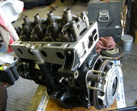 renault 4 engine gordini project engine rebuild