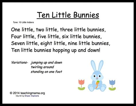 10 bunnies song will definitely be trying this 693 | 89d6a498f502703c4e6ed4b68b10124d