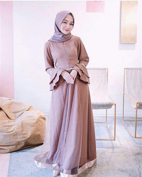 grosir pakaian hijab vilda maxi grosir baju muslim