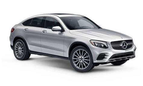 2018 Mercedes-benz Glc 300 4matic® Coupe Suv Lease Special